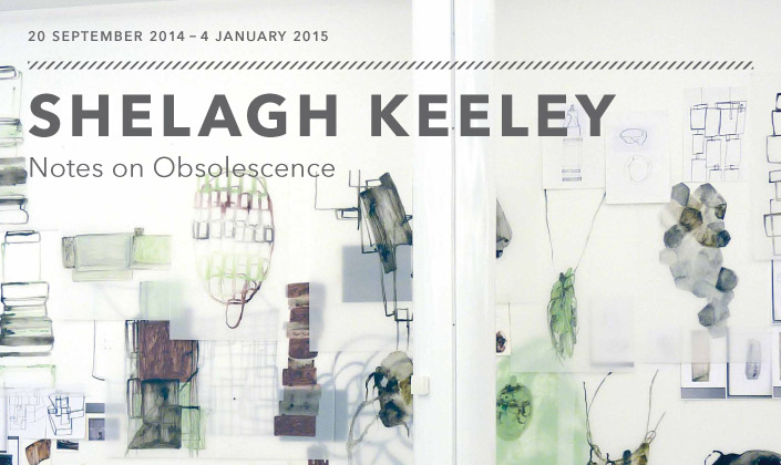 Shelagh Keeley: Notes on Obsolescence