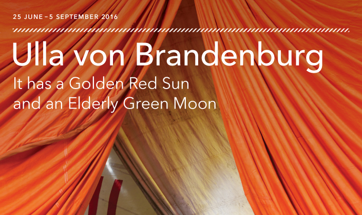 It Has a Golden Red Sun and an Elderly Green Moon