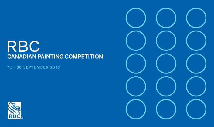 RBC Canadian Painting Competition 2018